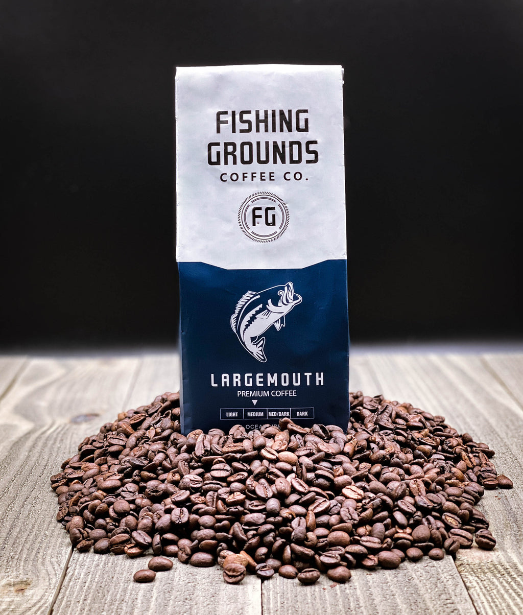 Largemouth Roast 12 Oz