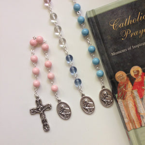 St Gerard chaplet - Gift for expectant mothers
