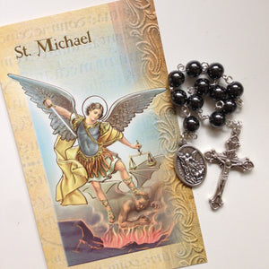 Daily prayer to St Michael the Archangel