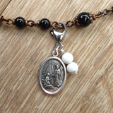 Guardian Angel Rosary Marker