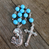 Mother and baby Pocket Rosary