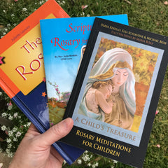 Rosary books for children