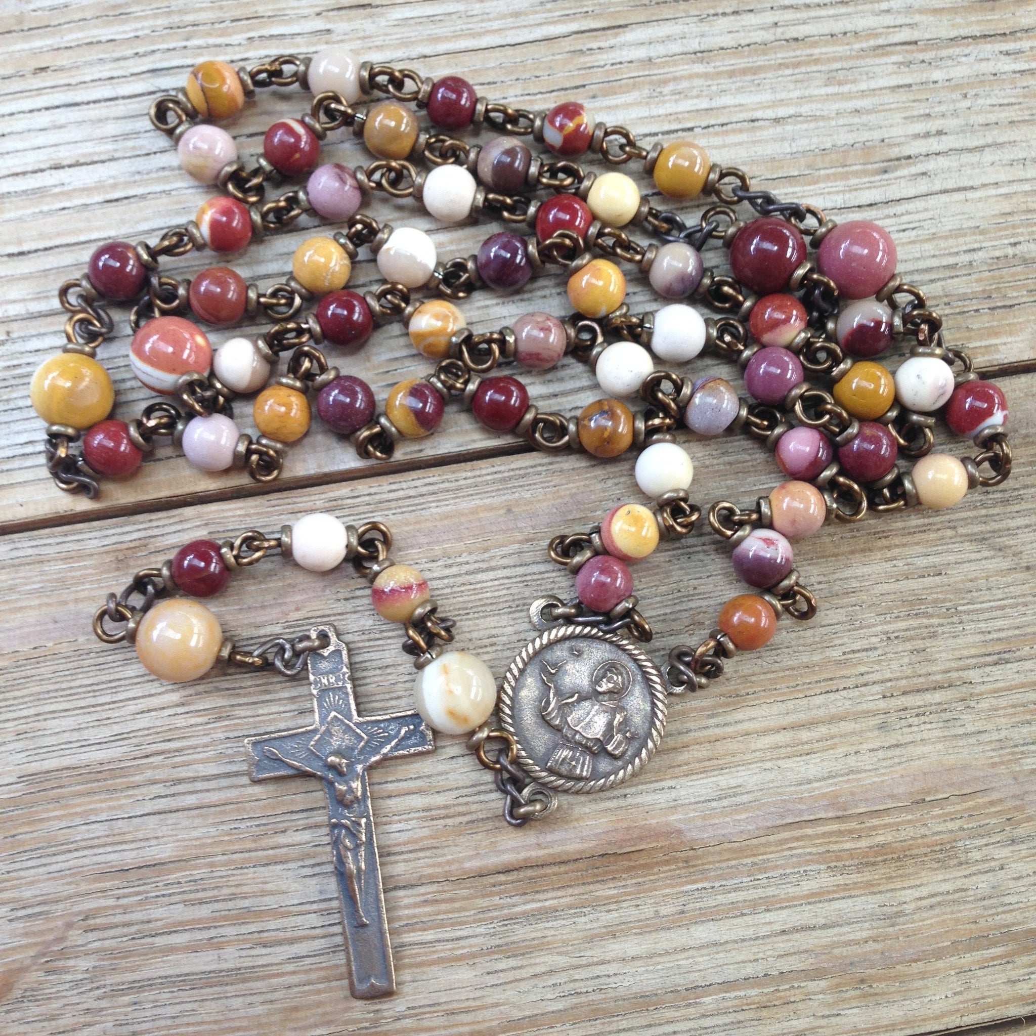 St. Francis of Assisi Heirloom Rosary