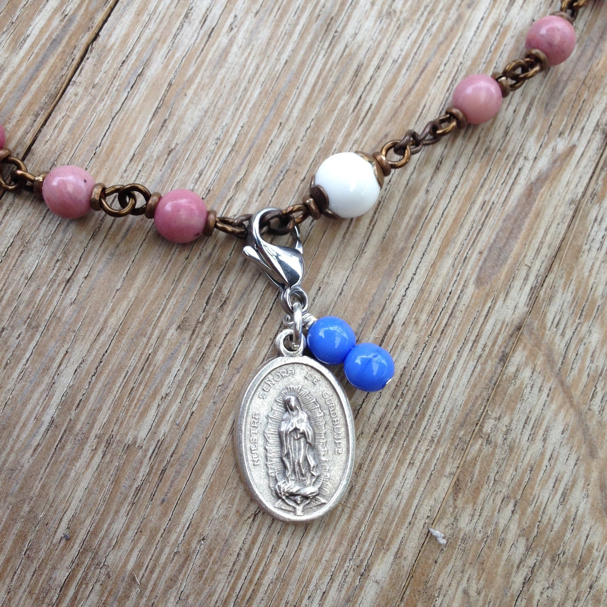 Our Lady of Guadalupe Rosary Marker