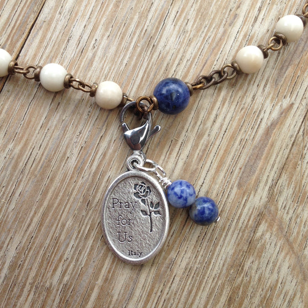 St. Teresa of Calcutta (Mother Teresa) Rosary Marker