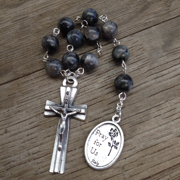 St. Francis of Assisi pocket rosary
