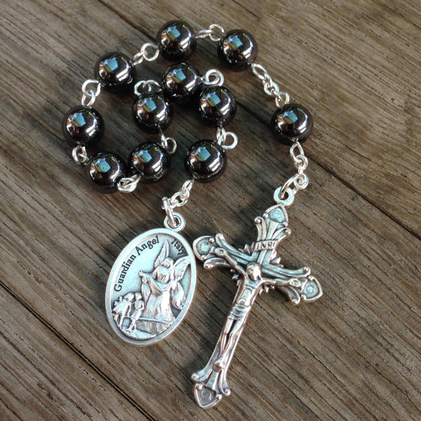 St. Michael / Guardian Angel Pocket Rosary