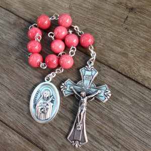 St. Therese Pocket Rosary