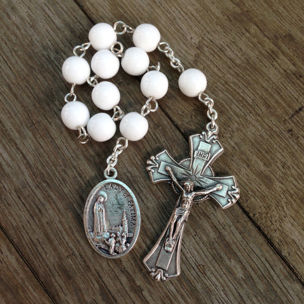 Our Lady of Fatima Pocket Rosary