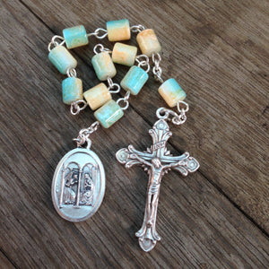 Annunciation Pocket Rosary