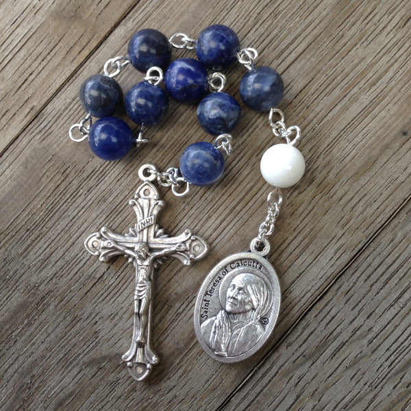 Mother Teresa Emergency Novena Chaplet