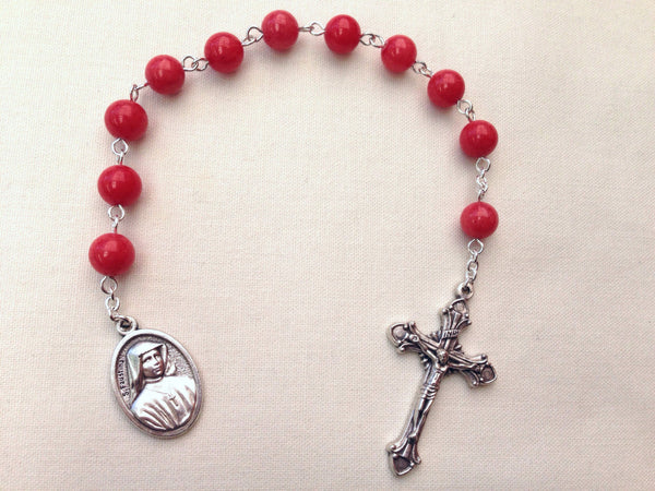 Divine Mercy / St Faustina Pocket Rosary