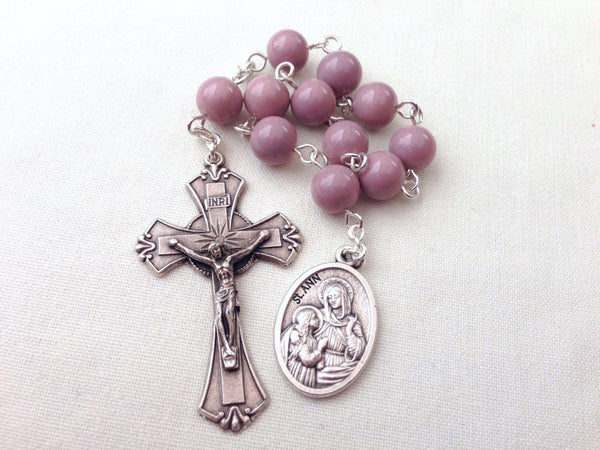 St. Ann Pocket Rosary
