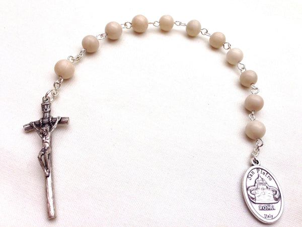 Pope St. John Paul II Pocket Rosary