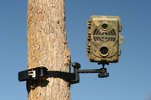 EZ-Aim II Ratchet Strap Trail Camera Mount