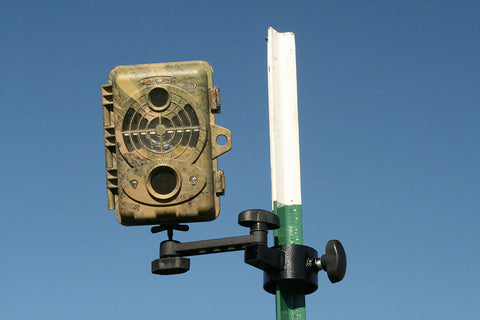 EZ-Aim II T Post Trail Camera Mount