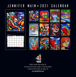 2021 Jennifer Main Calendar