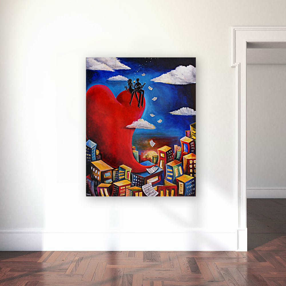 To Wish Upon A Star Prints On Canvas Jennifer Main Gallery