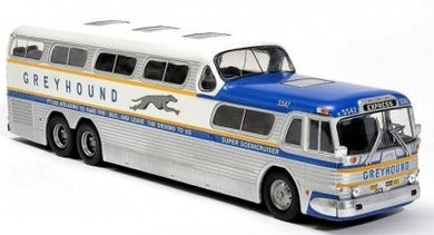 1956 Greyhound Senicruiser