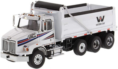 Western Star 4700 SF Dump Truck Replica  White