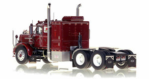 1956 AUTOCAR DC-75T Tractor Replica JERRY HOWARD'S BIG RED SCALE MODEL