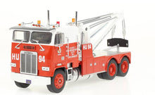 Load image into Gallery viewer, Freightliner Cab Over Tow Truck LA Fire Dept Replica
