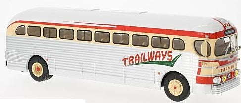 1955 GMC - PD 3751 Trailways Bus