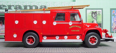 International Fire Truck
