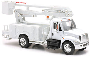 International Bucket Truck
