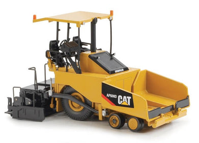 Caterpillar AP600D Asphalt Paver with Canopy
