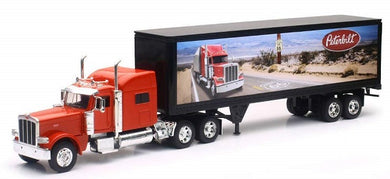 Peterbilt 389 Tractor with Trailer