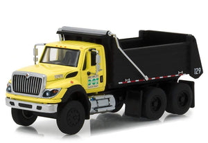 2017 International Workstar  New York City DOT Dump Truck