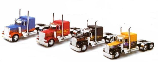 Peterbilt And Kenworth Custom Truck