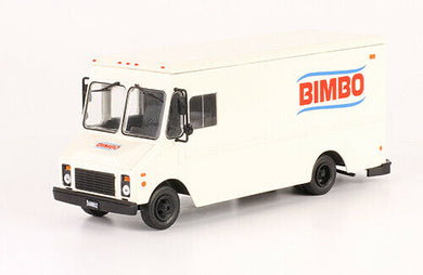 1993 Grumman Olson Step Van Bimbo toy Replica