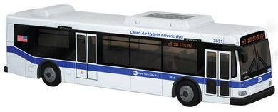 New York City MTA Bus