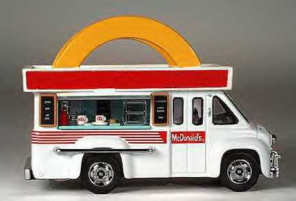 1948 Dodge McDonalds Food Truck