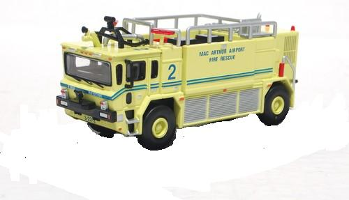2003 OshKosh ARFF MacArthur Airport Fire Engine
