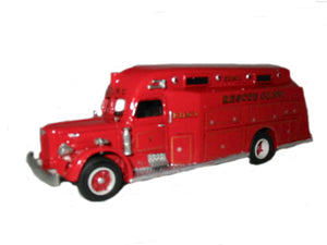 1947 L-Mack Rescue Truck Made By Dehanes