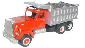 Mack Superliner Dump Truck Made By Dehanes