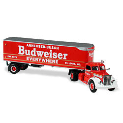 1948 Diamond T Budweiser Tractor Trailer
