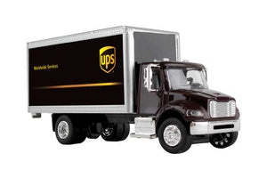 International  UPS Box Truck