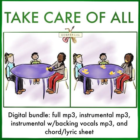 """Take Care of All"" Bundle *DIGITAL DOWNLOAD*"