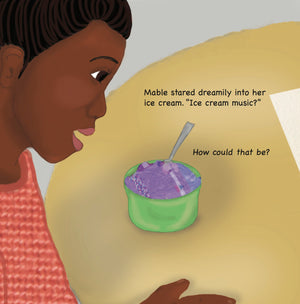 FLAVOR LAND : THE MAGIC OF MUSIC AND MIXING PICTURE BOOK