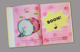 DISCO AT THE DISCO HARDCOVER PICTURE BOOK