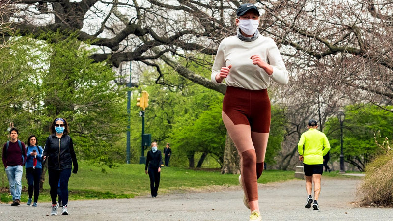 What Things to Consider to Wear a Face Mask While Running Outdoors?