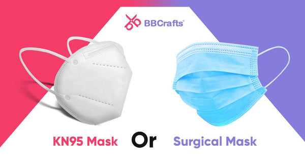 How KN95 Masks Differ from Surgical Masks in Standards, Functions, and Use?