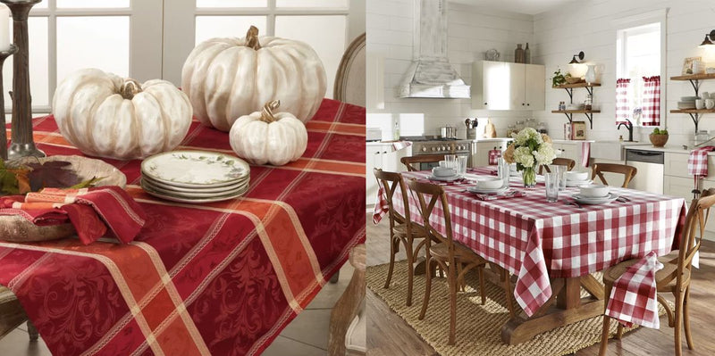 How to Use Tablecloths to Spruce up The Look of Your Table?