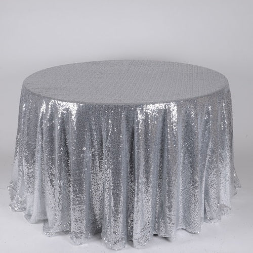 sequin tablecloths wholesale
