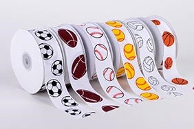 Grosgrain Ribbon Sports Design
