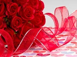 Most attractive and stylish valentine ribbons
